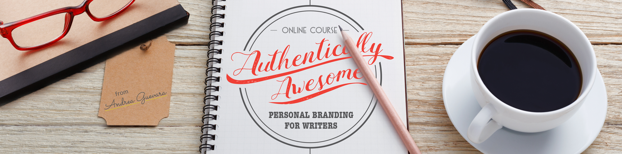 Personal Branding for Writers course