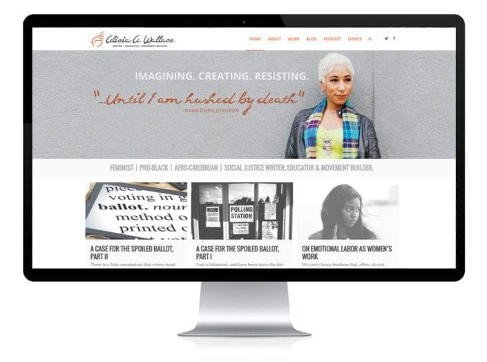 writer-website-design