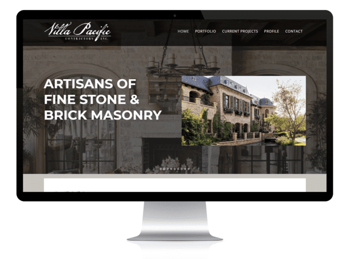 artisan website design