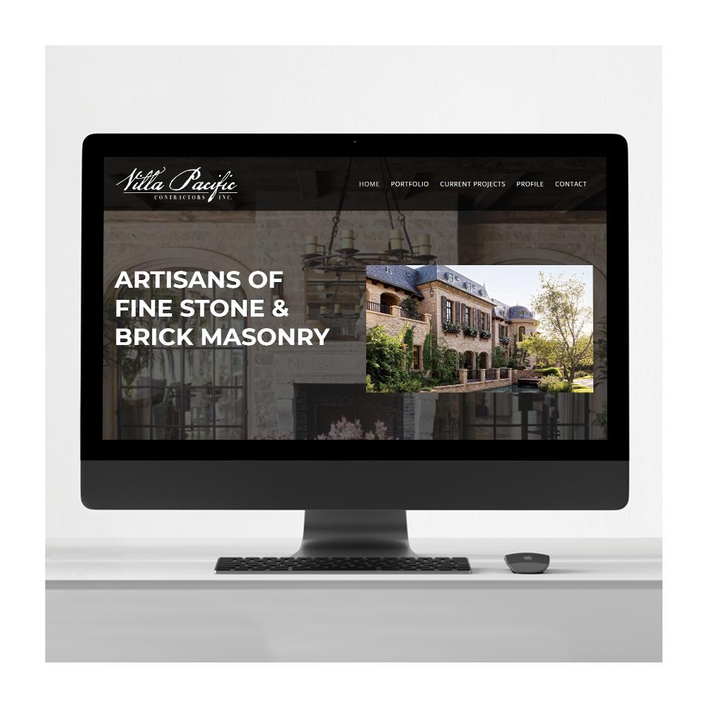 Orange County Company Website Design