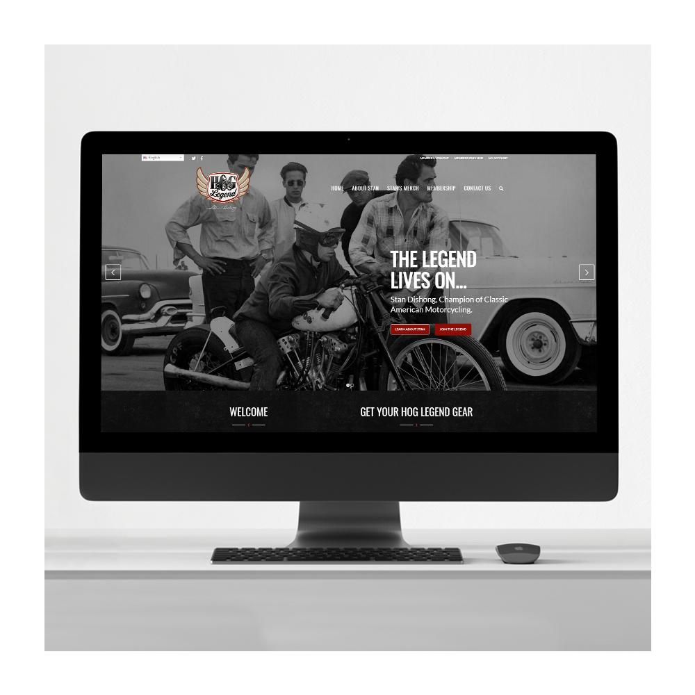 Creative Branding Website Design