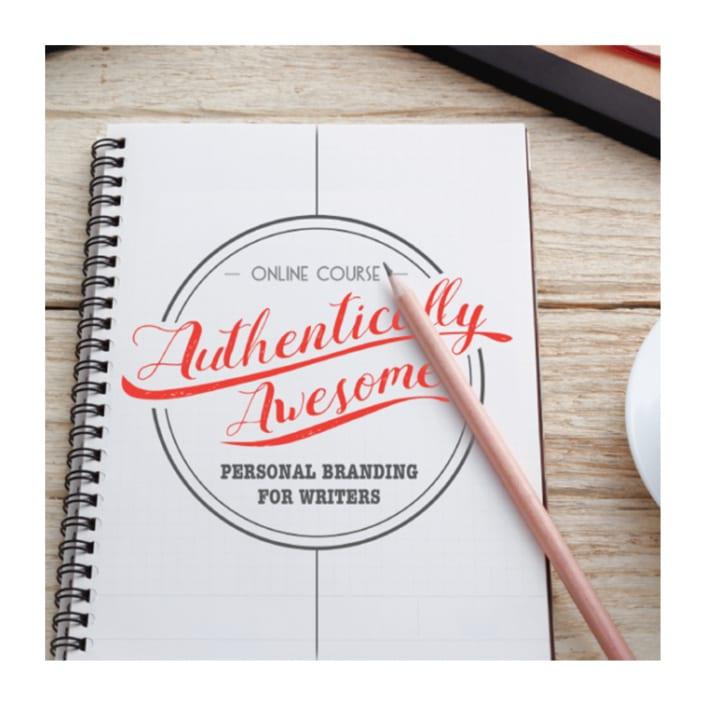 Online course logo design