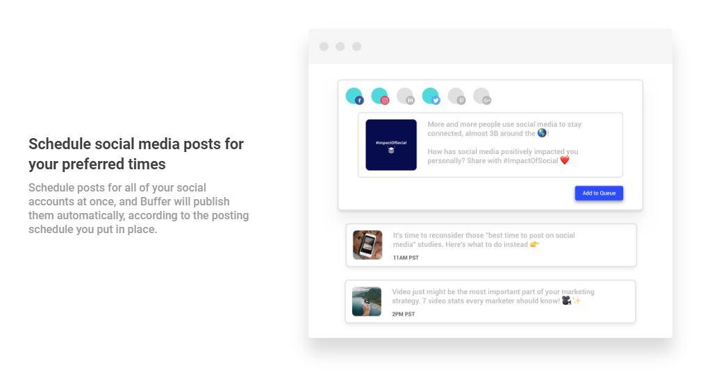 buffer social media app