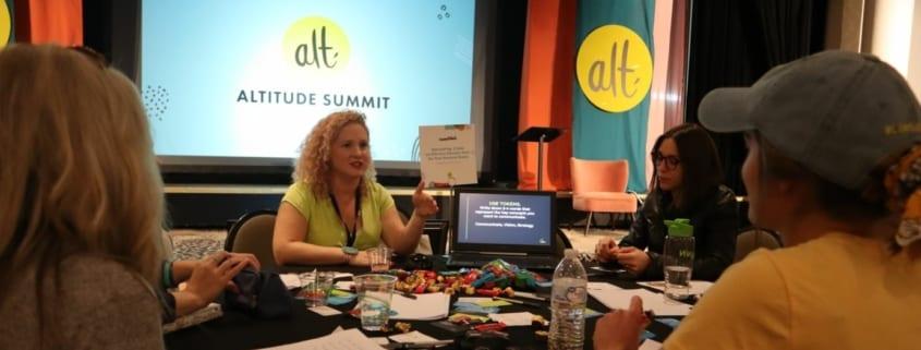 Me, teaching at Alt Summit.