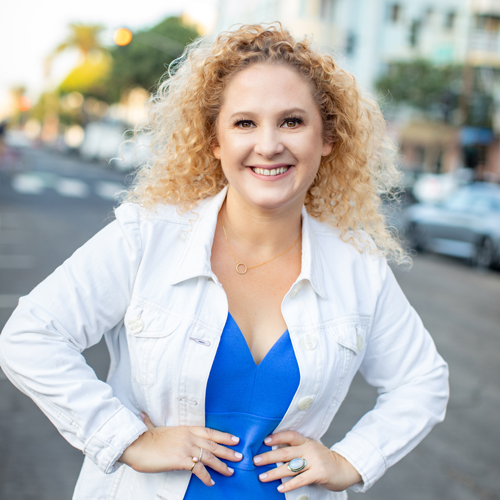 Andrea Guevara Brand Strategist & Writer